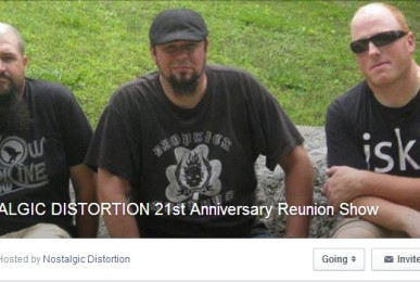 Nostalgic Distortion | 21st Anniversary Reunion Show