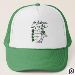 NostalgicDistortion.com | Store | HICK Trucker Hat