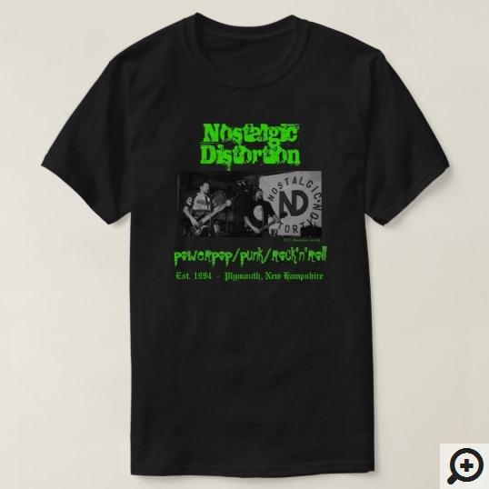 NostalgicDistortion.com | Store | ND T-Shirt (Product ID# 235664823664855205)