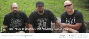 Nostalgic Distortion | 21st Anniversary Reunion Show